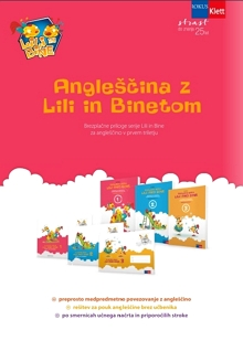 Angleščina z Lili in Binetom