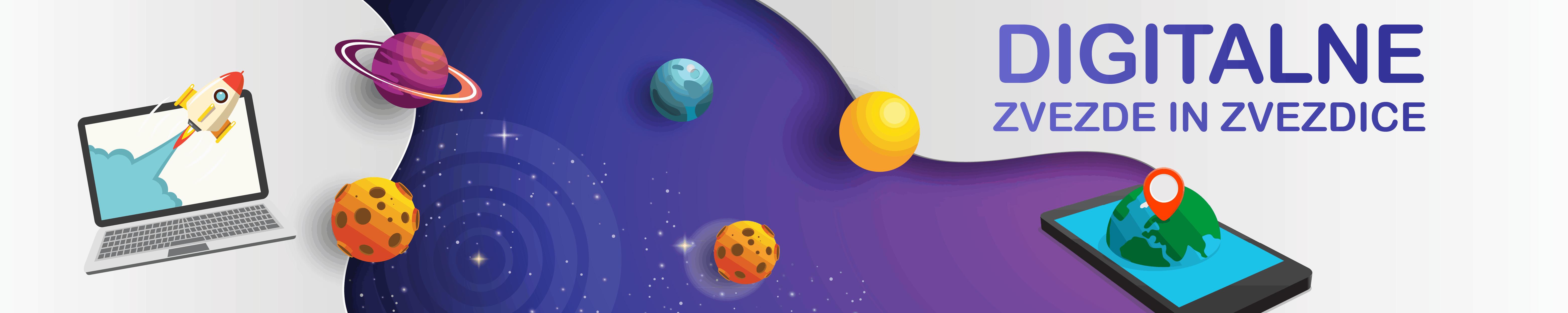 Digitalne zvezde in zvezdice